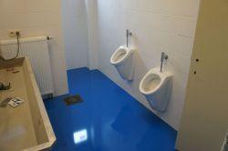Jongens WC's